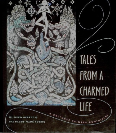First  cover of 'TALES FROM A CHARMED LIFE.'