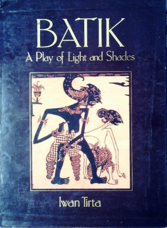 First  cover of 'BATIK. A PLAY OF LIGHT AND SHADES. 2 Vols.'