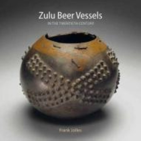 First  cover of 'ZULU BEER VESSELS IN THE TWENTIETH CENTURY.'