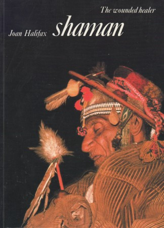 First  cover of 'SHAMAN. THE WOUNDED HEALER.'