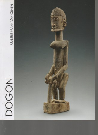 First  cover of 'DOGON.'