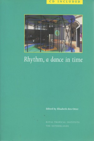 First  cover of 'RHYTHM, A DANCE IN TIME.'