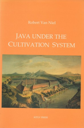 First  cover of 'JAVA UNDER THE CULTIVATION SYSTEM.'