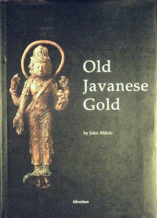 First  cover of 'OLD JAVANESE GOLD.'