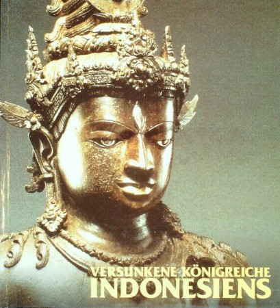 First  cover of 'VERSUNKENE KÖNIGREICHE INDONESIENS.'