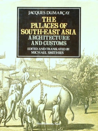 First  cover of 'THE PALACES OF SOUTH-EAST ASIA.'