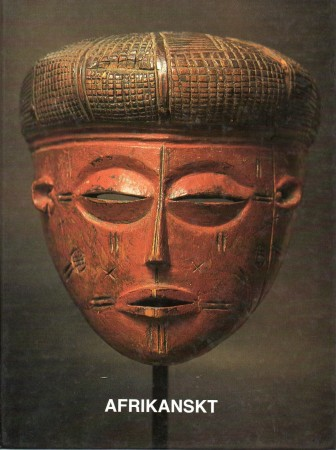 First  cover of 'AFRICAN ART, A SOURCE OF INSPIRATION FOR MODERN ART.'