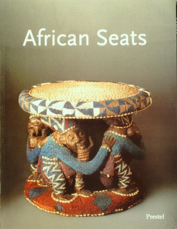 First  cover of 'AFRICAN SEATS.'