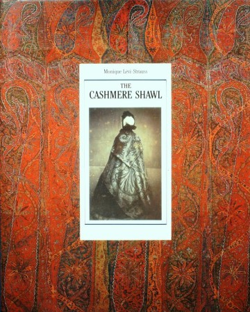 First  cover of 'THE CASHMERE SHAWL.'
