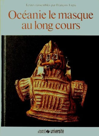 First  cover of 'OCÉANIE LE MASQUE AU LONG COURS.'