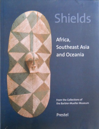 First  cover of 'SHIELDS: AFRICA, SOUTHEAST ASIA, AND OCEANIA.'