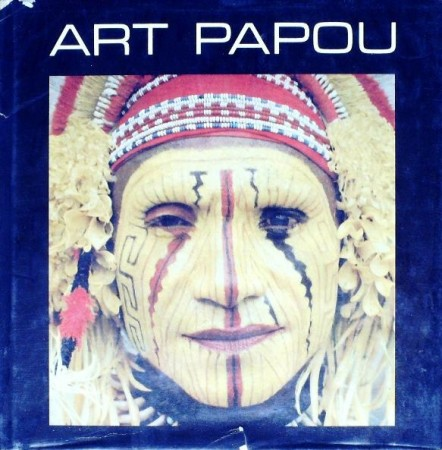 First  cover of 'ART PAPOU.'
