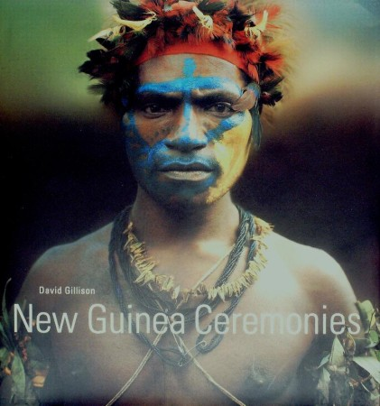 First  cover of 'NEW GUINEA CEREMONIES.'