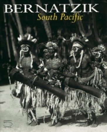 First  cover of 'BERNATZIK. SOUTH PACIFIC.'