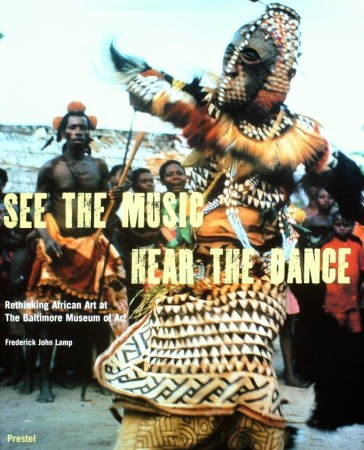First  cover of 'SEE THE MUSIC, HEAR THE DANCE.'