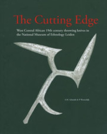 First  cover of 'THE CUTTING EDGE.'